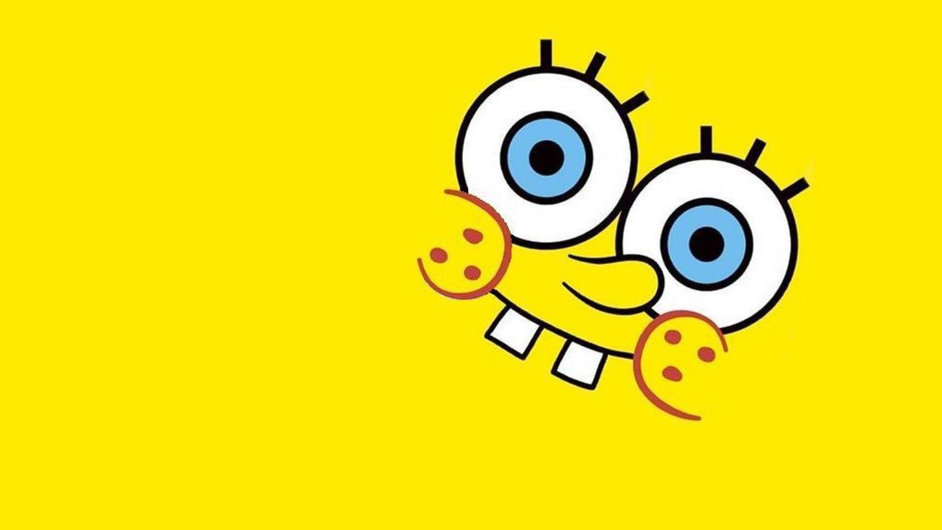 Light Yellow Desktop Wallpaper Best Wallpaper Hd Wallpaper Spongebob Wallpaper Kartun Lucu Wallpaper Kartun