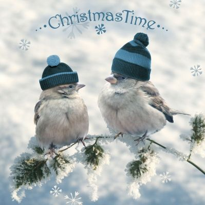 3625 Servilleta decorada Navidad