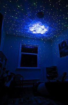 Laser Stars Ful Green And Holographic Projector