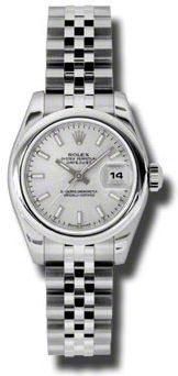 Rolex Datejust Lady Steel 179160