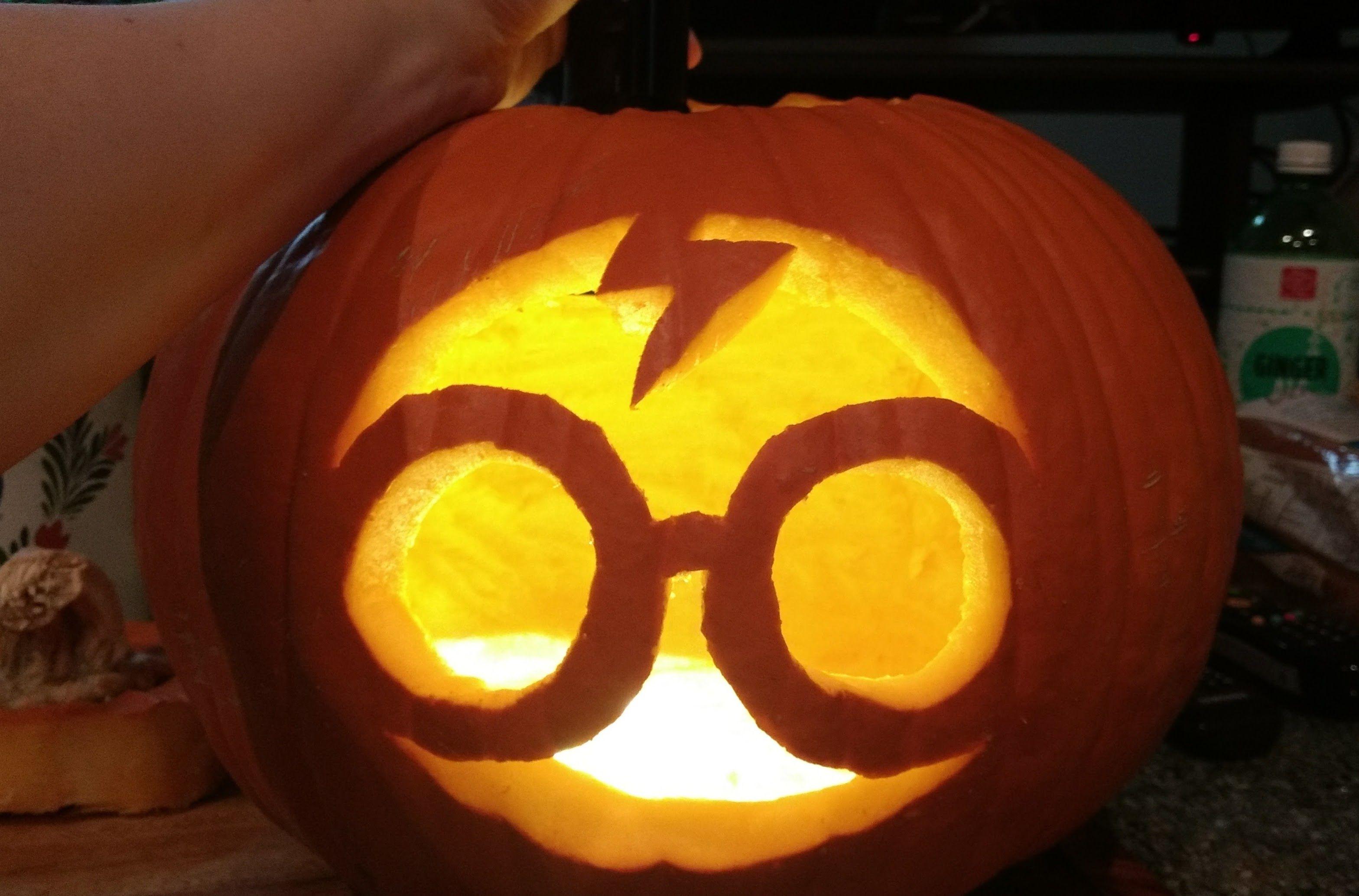 41++ Easy harry potter pumpkin carving trends