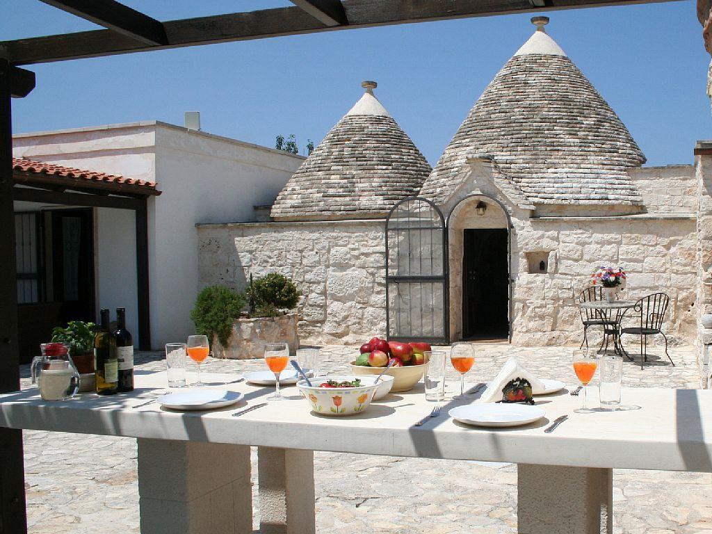 Splendido trullo ad Alberobello, #Puglia   Villa, Case di ...