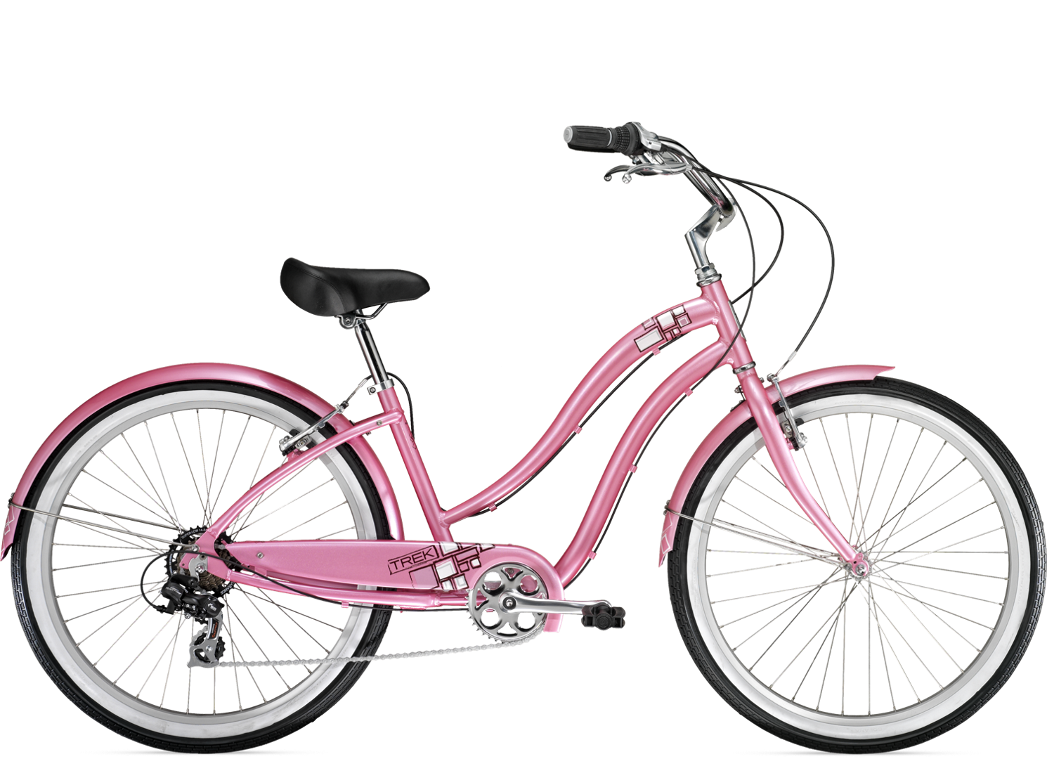 Calypso Women S Women S Collection Trek Bicycle Trek Bikes Womens Bike Pink Bike