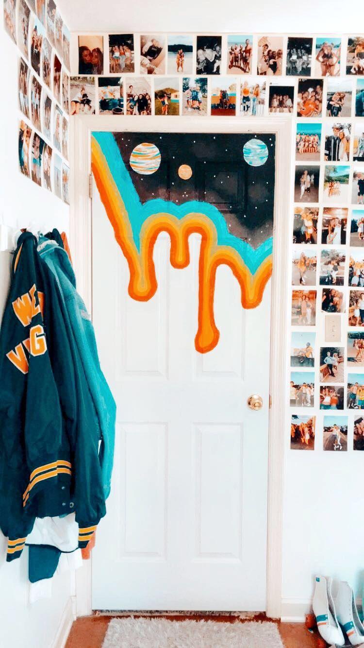 Mola Mazo Painted Bedroom Doors Room Decor Cute Room Decor