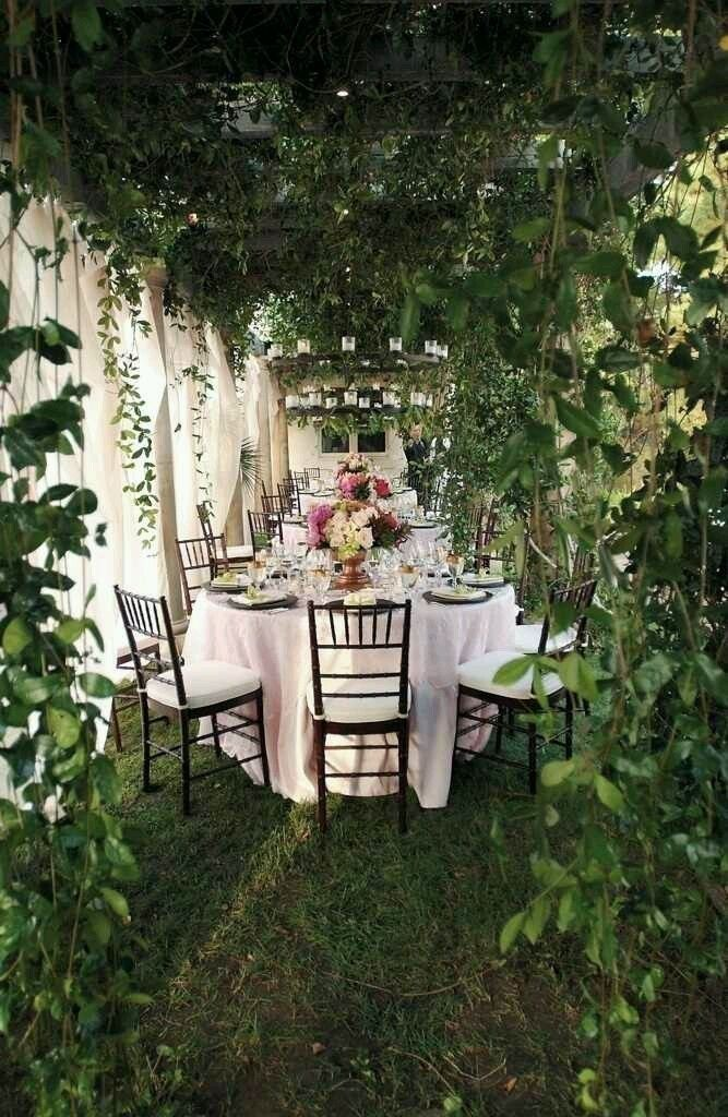 30 Totally Brilliant Garden Wedding Ideas for 2020