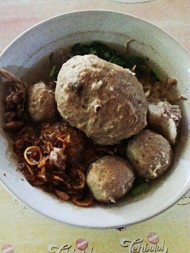 Bakso Pmi Bogor : bakso, bogor, Bakso, Baranang, Siang, -bogor, Indonesia, Food,, Beef,