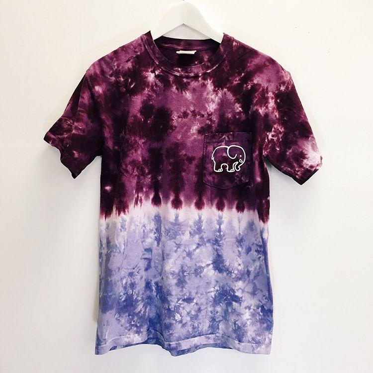 3ddbf75e529d (Pocketed Ombré Tie Dye) Words can t even express how badly I want this ivory  Ella tee
