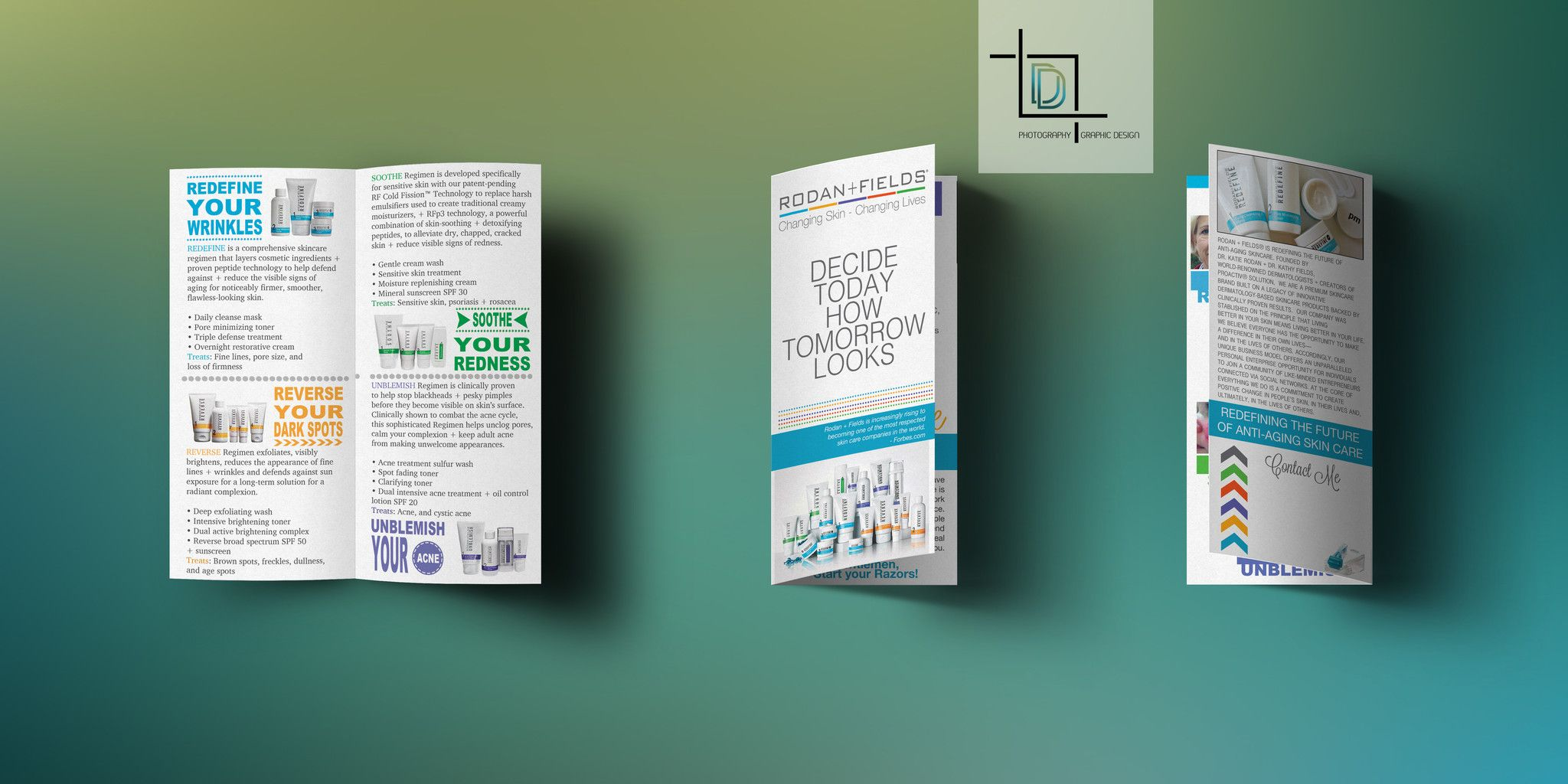 Rodan  Fields Marketing Brochure  Independent Consultant