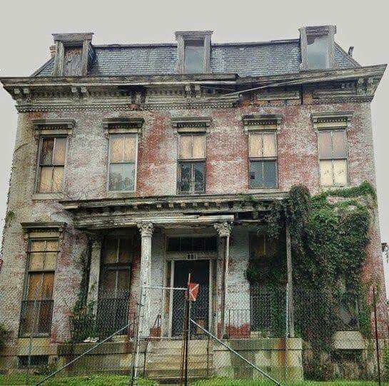 Abandoned House. Baltimore. (With Images)