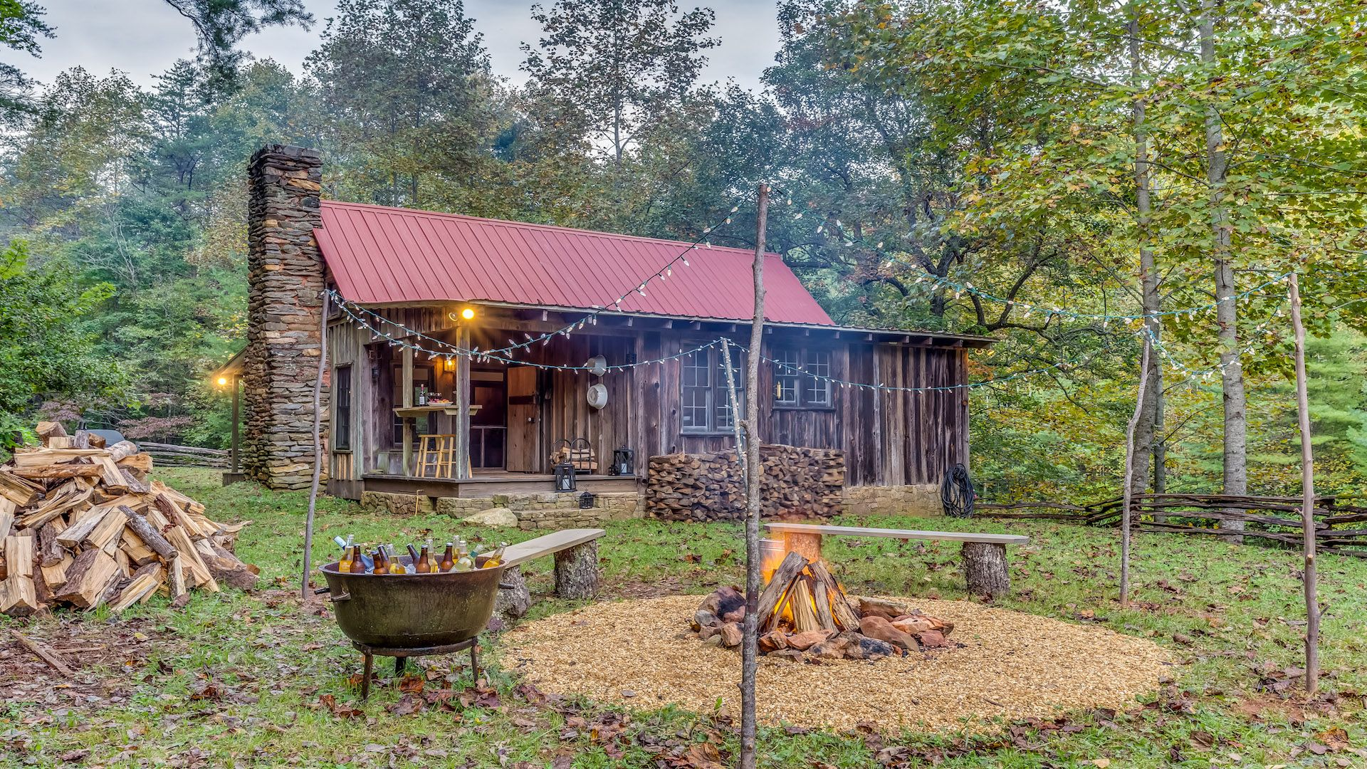 JME Retreat At The Cohutta Reserve $160 ~ North Georgia Mountain Cabin  Rentals