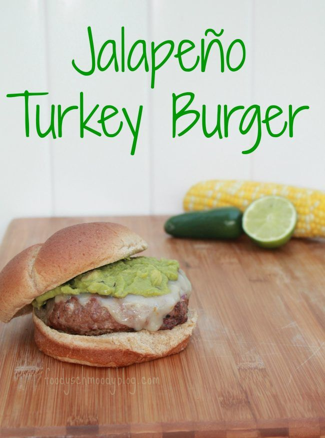 Turkey Burgers have a bad reputation for being dry and boring.  Not this one.  This  is the one that will change your mind about turkey burgers.  This Jalapeño Turkey Burger is taken to another flavor level by adding turkey bacon, fresh cilantro, smoky paprika and topping it with spicy cheddar jack cheese