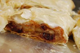 """Point-less"" Meals: Glazed Apple Strudel"