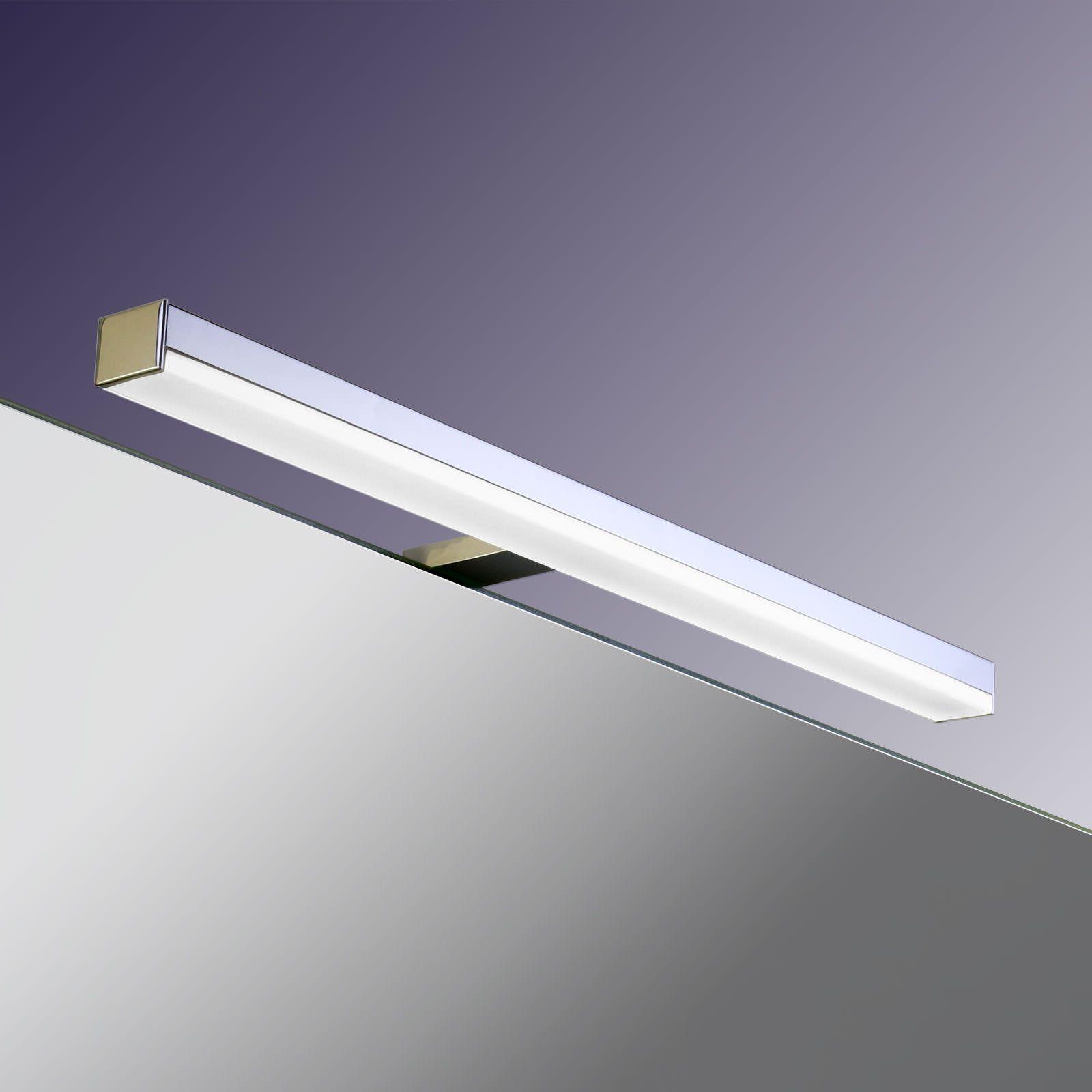 LED Spiegelleuchte Amare-50+Kristallspiegel | Bad | Pinterest | LED