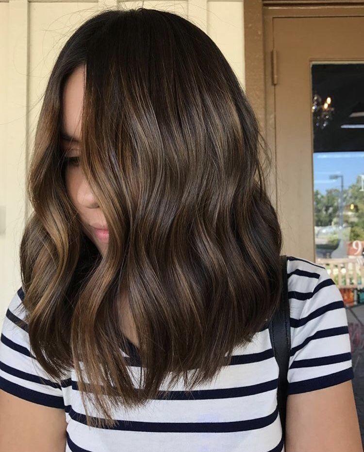 pinsama alipour on hair beauty  hair styles brown