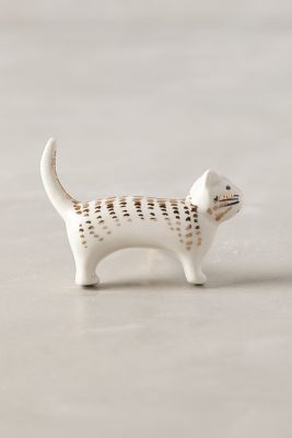 How cute is this little kitten drawer pull!?