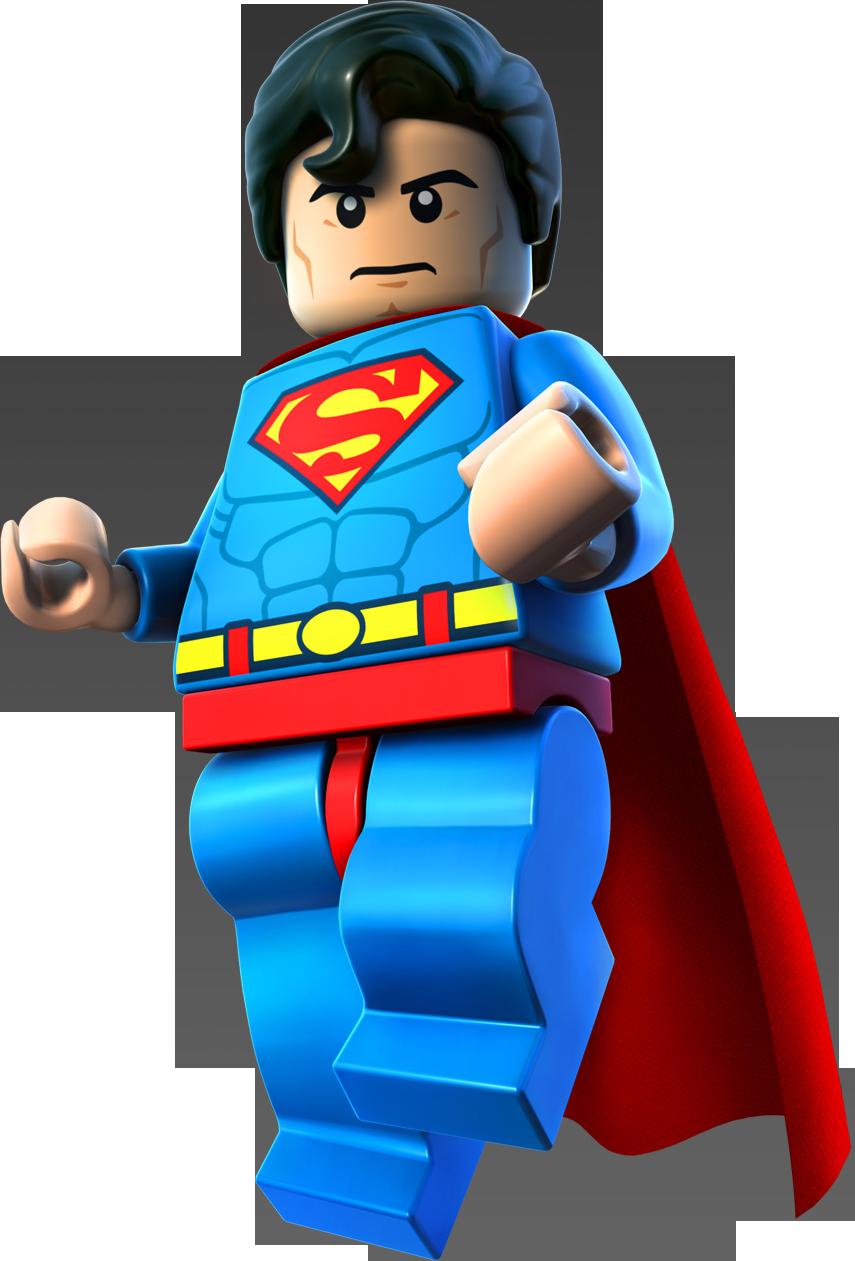 6 Malvorlagen Lego Superheroes: Superman Man Of Steel Lego DC Comics Superheroes Superhero