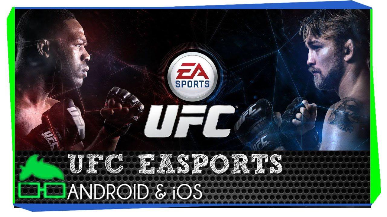 UFC Easports para android ios Ufc, Juego de pelea, Xbox one