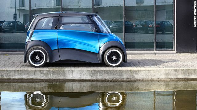Electric Car Concept Drives Progress With Extended Mile Range