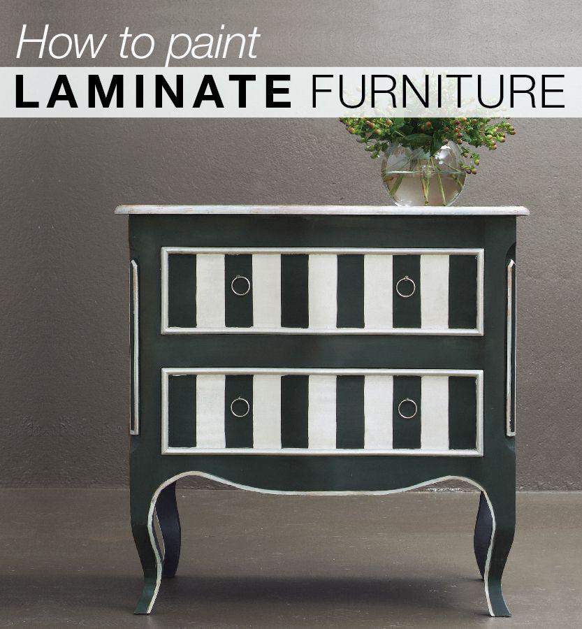 Best 25 Painting Laminate Furniture Ideas On Pinterest Laminate Furniture