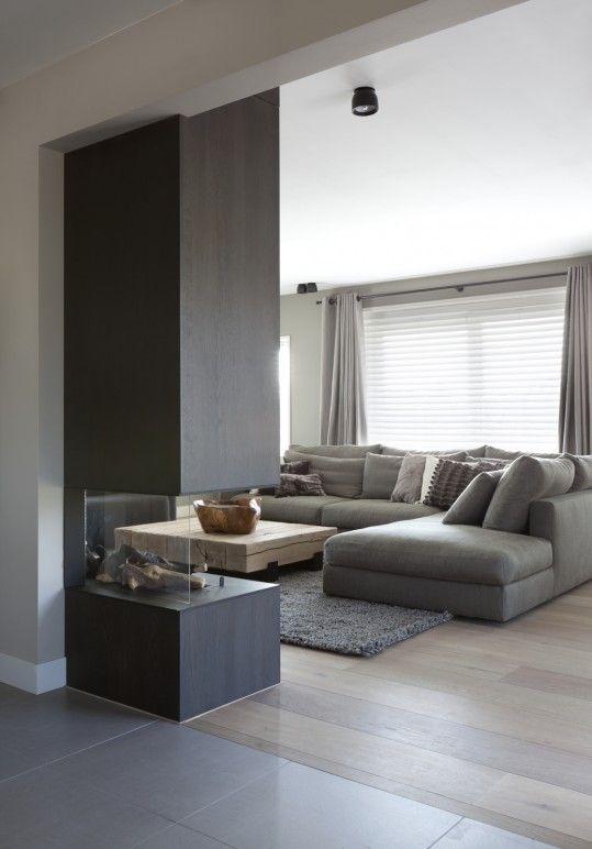 Übergang Küche / Wohnzimmer Laminatdielen Farbe gut wohnen