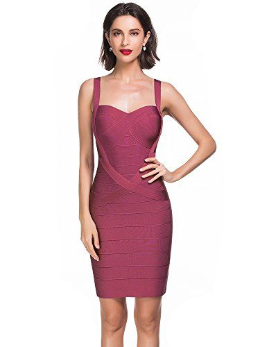 Alice & Elmer Women's Rayon Bodycon Strap Sleeveless Band... https://www.amazon.com/dp/B01M4PAIIA/ref=cm_sw_r_pi_dp_x_8FHmybJ80JR6K