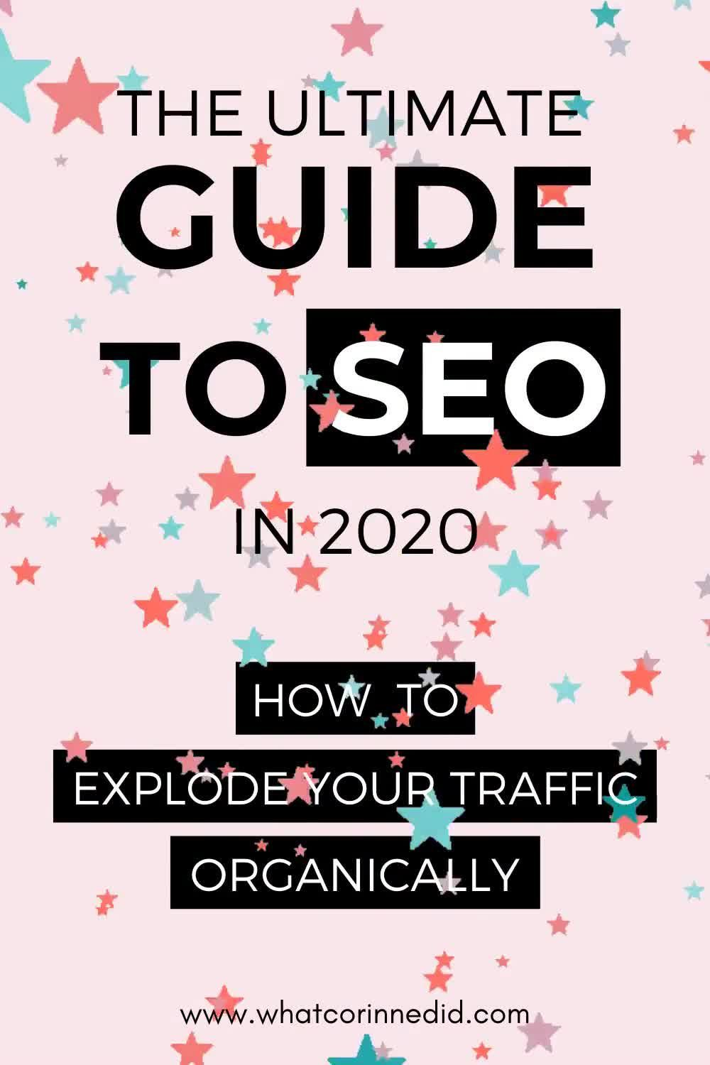 The ultimate guide to SEO for beginners! How to improve