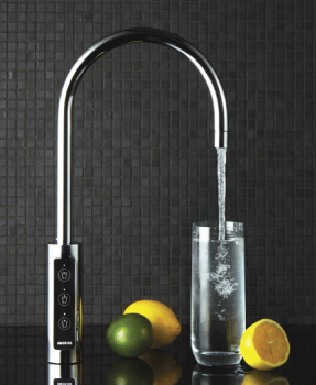 Sparkling Water On Dispenser Water Tap Water Faucet Smart Faucet
