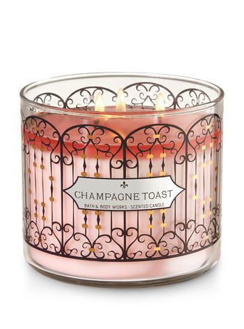 NEW 1 BATH /& BODY WORKS BOWTIES /& BOURBON 3-WICK 14.5 OZ FILLED SCENTED CANDLE