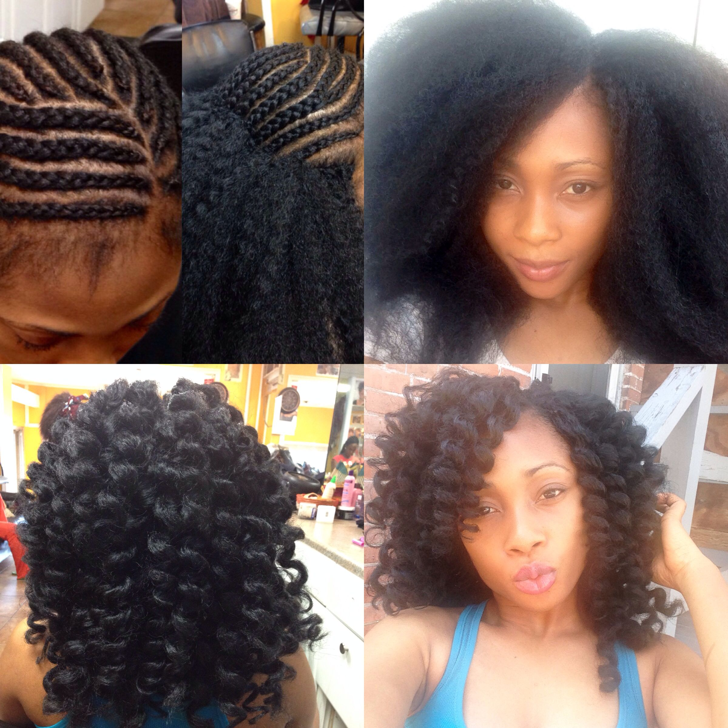 Crochet Braids With Marley Hair Hair 2 Pinterest