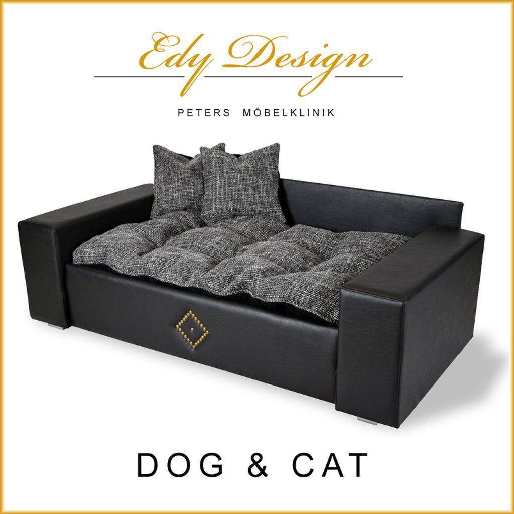 Hundesofa Hundebett Katzenbett DOG & CAT -NEU- XXL Kunstleder Luxus ...