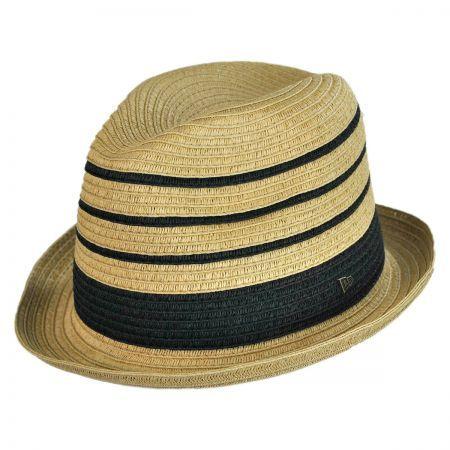 Fedoras · New Era Porter Fedora Hat 11787b884