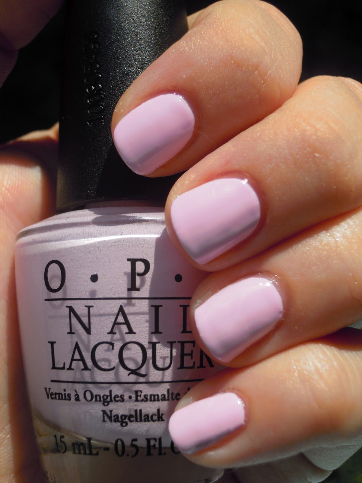 OPI Mod About You. Definitely wearing this color right now ...