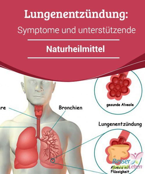 schmerzen bei lungenentzündung