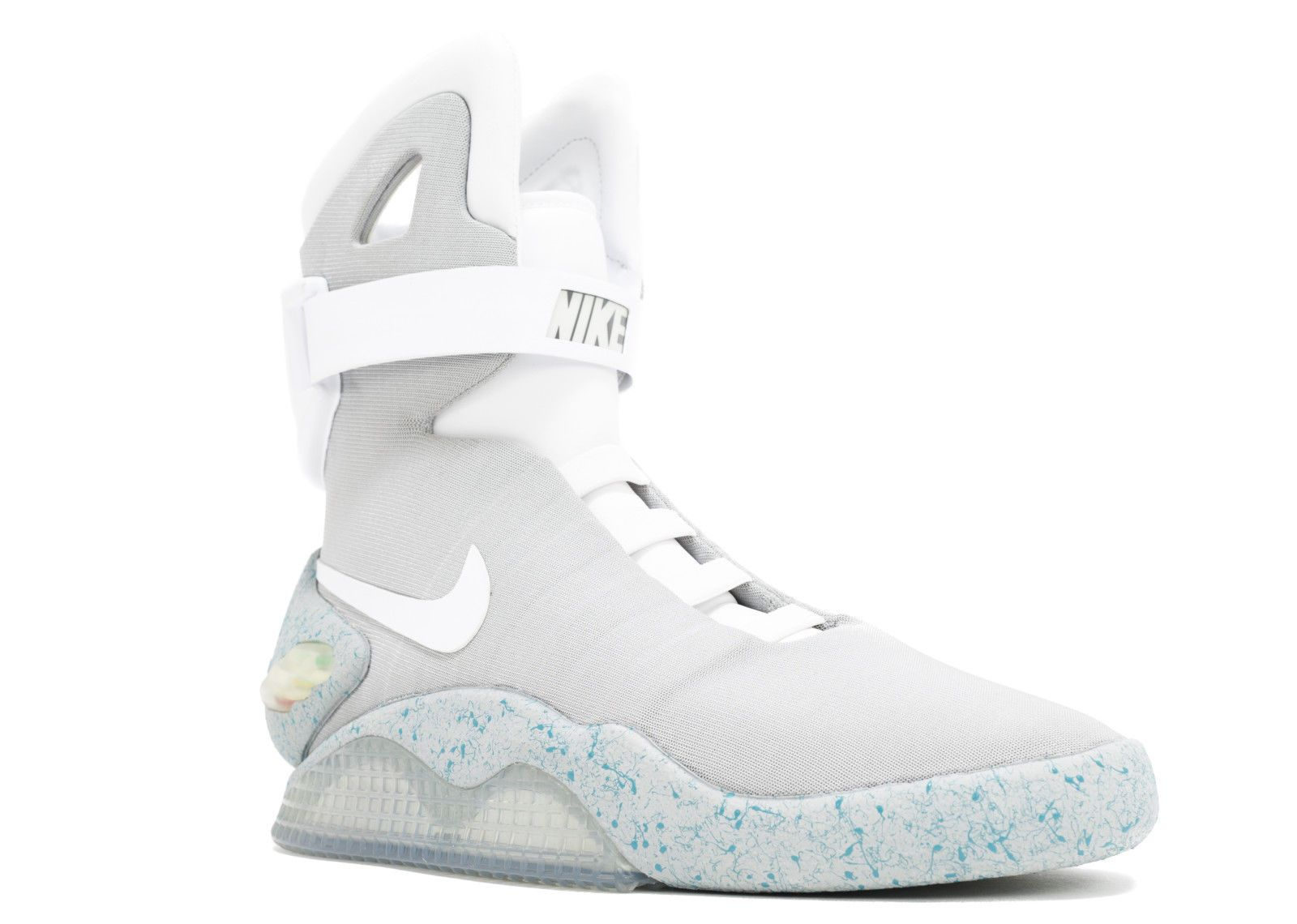 NEW Nike Air Mag Marty McFly BTTF Back to the Future Shoes