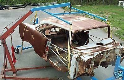 Body Lift Auto Restoration Tool Car Truck Rotisserie Garage Accessories Auto Body Cars Trucks
