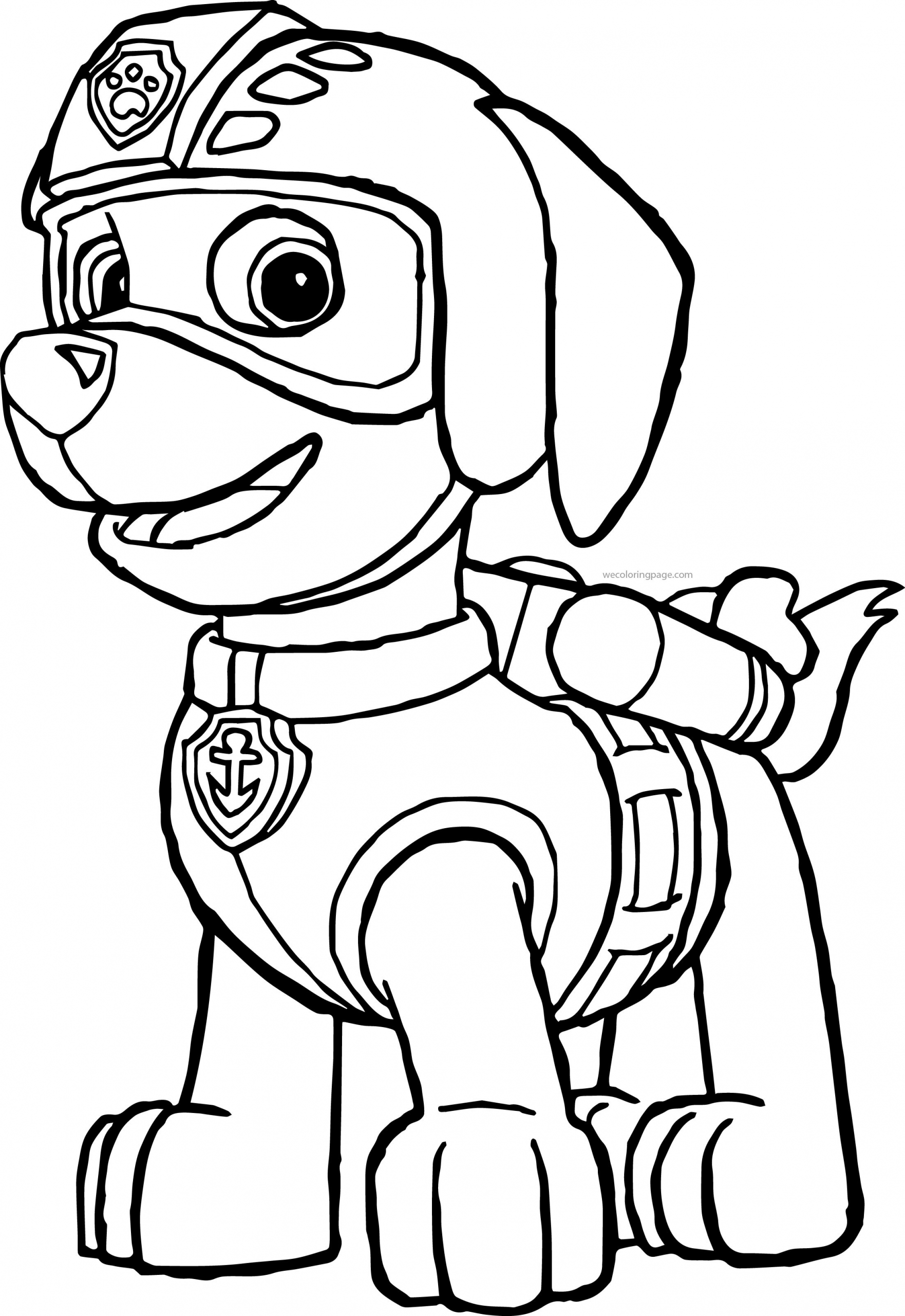 Paw Patrol Tracker Coloring Page Youngandtae Com In 2020 Paw Patrol Coloring Pages Paw Patrol Coloring Paw Patrol Printables