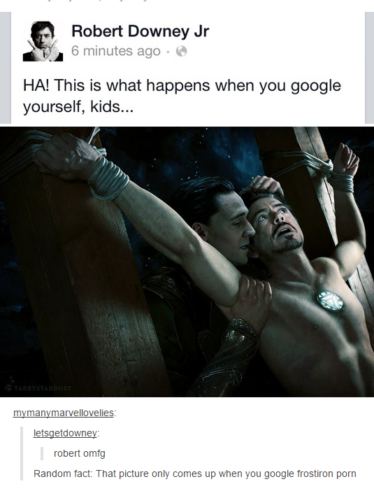 lol (The search word you need is Loki smut. Yes, that's a thing, Loki likely invented it.)
