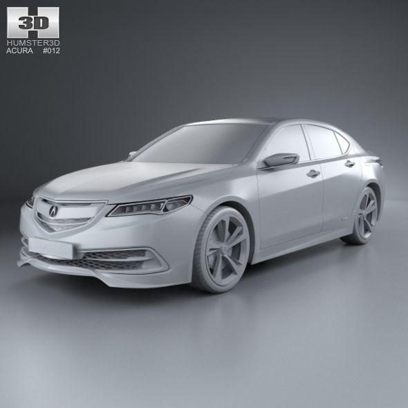 Acura TLX Concept 2015 #TLX, #Acura, #Concept