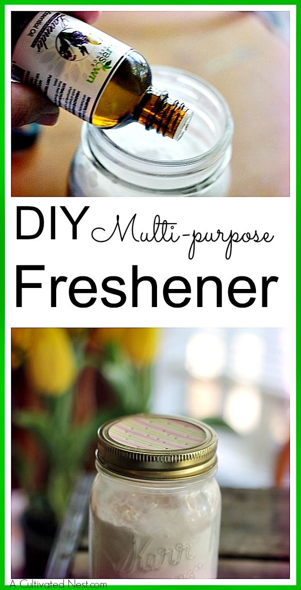 This DIY freshener has so many uses that I always keep a mason jar or two ready on hand. Environmentally friendly and frugal too! DIY cleaner recipes| homemade cleaners| DIY fresheners