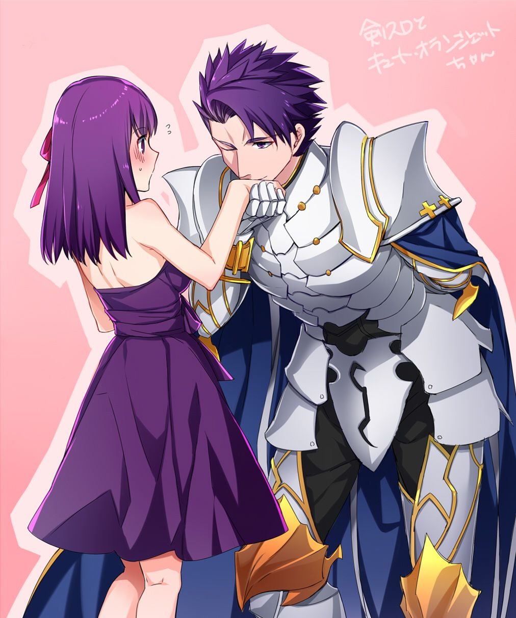 Sakura Matou Lancelot Fate Grand Order Fate Stay Night Anime Fate Anime Series Fate Stay Night