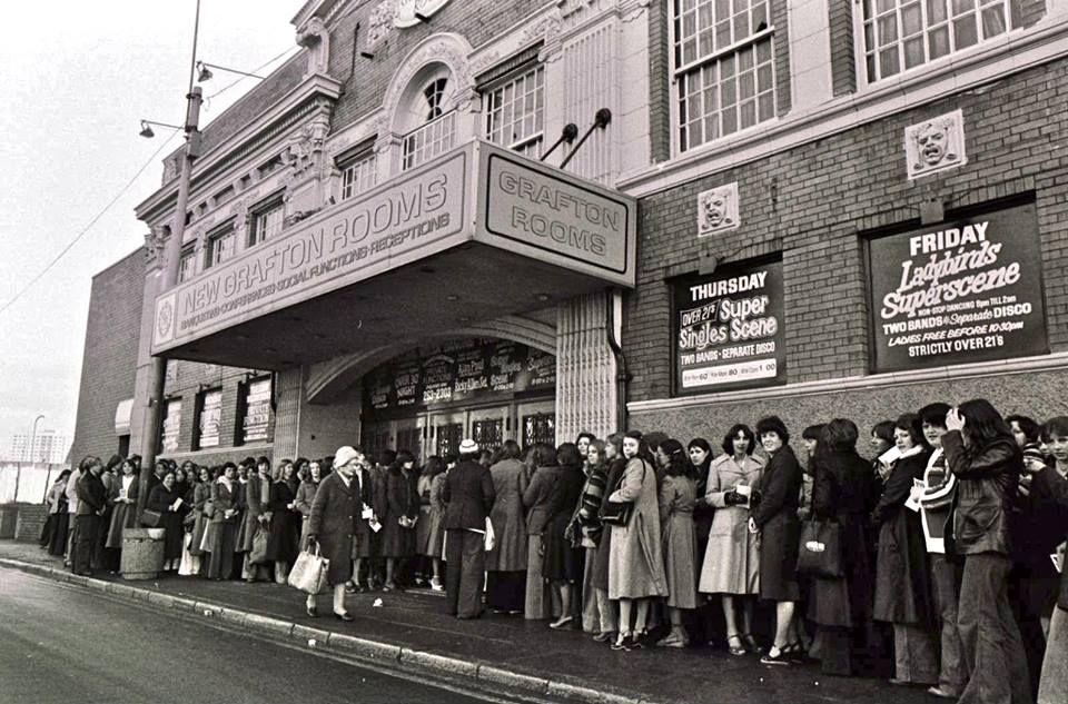 Bildresultat för the Grafton Rooms Liverpool in the 60s