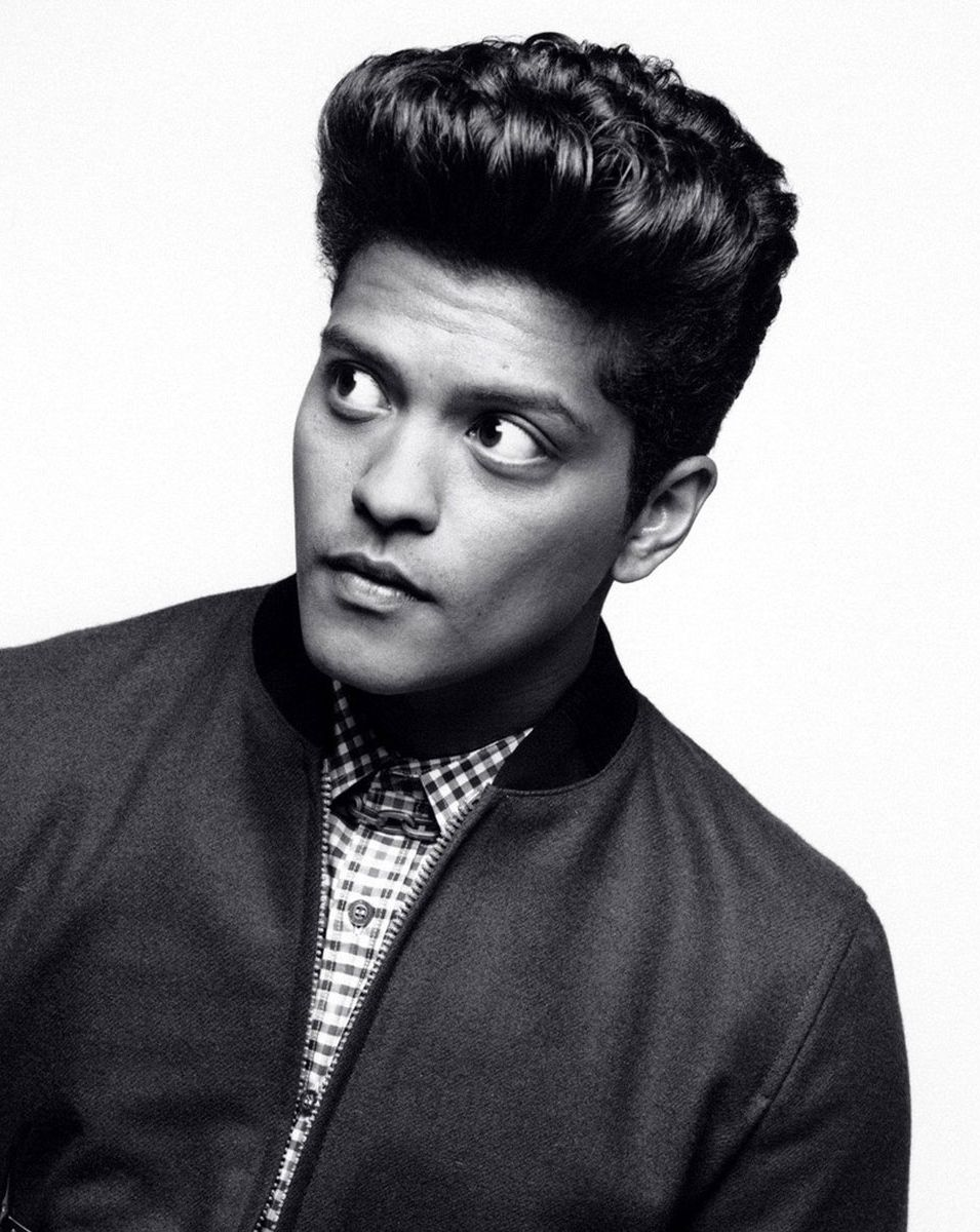 bruno mars hairstyle | my style. in 2019 | hair styles, hair