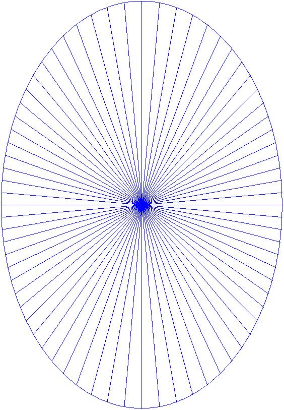 mandala graph paper