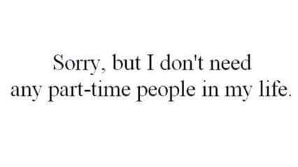 Sorry but..