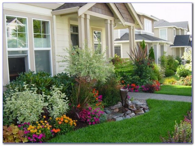 Online Garden Design Courses In 2020 Front House Landscaping Small Front Yard Landscaping Front Yard Landscaping