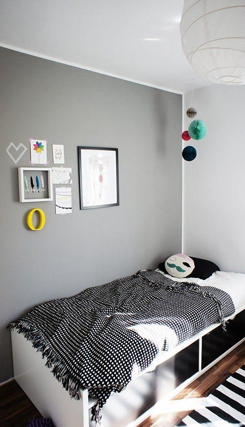 Ideas e inspiracion de habitaciones para adolescentes en for Decoracion de cuartos para jovenes hombres