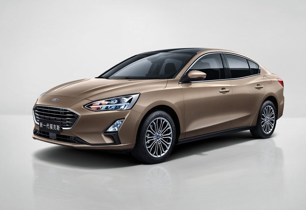 2019 Ford Focus With Images Ford Focus Sedan Ford Focus Sedan