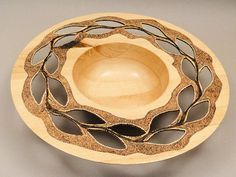 Wood turnings by my Uncle Zalman at http://www.zalman-wood-turnings.com