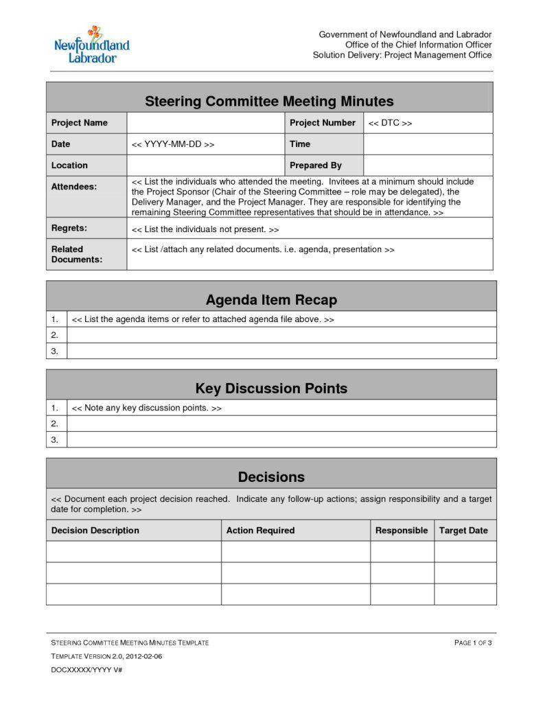 Governance Meeting Agenda Template Meeting Agenda Template Doc Best Templates Project In 2020 Agenda Template Meeting Agenda Template Meeting Agenda