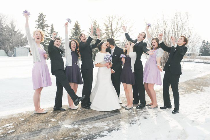 Pin for Later: A Retro Winter Wonderland Wedding Vendors